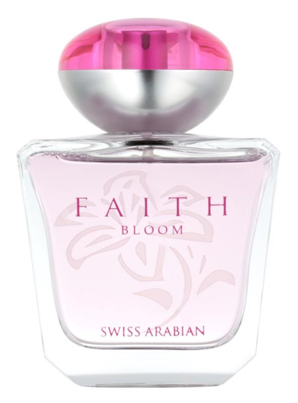 Swiss Arabian Faith Bloom eau de parfum pentru femei 100 ml