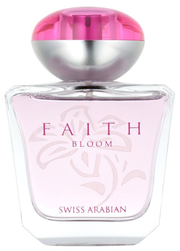 Swiss Arabian Faith Bloom eau de parfum pour femme 100 ml