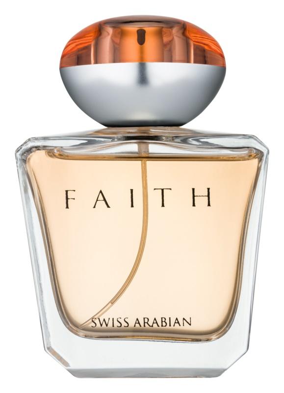 Swiss Arabian Faith Eau de Parfum para mulheres 100 ml