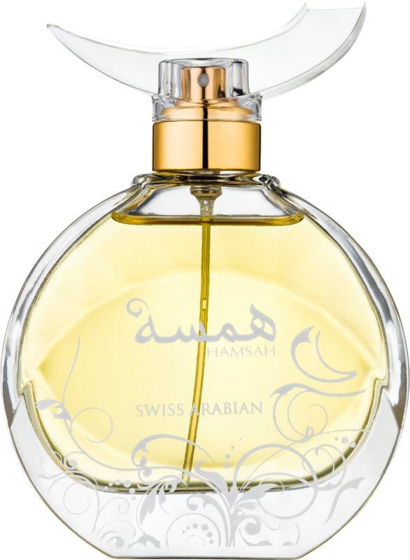 Swiss Arabian Hamsah parfémovaná voda pro ženy 80 ml