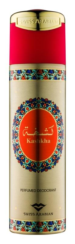 Swiss Arabian Kashkha dezodorant w sprayu unisex 200 ml