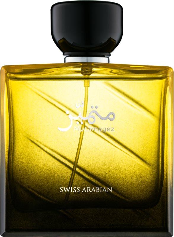 Swiss Arabian Mutamayez eau de parfum férfiaknak 100 ml
