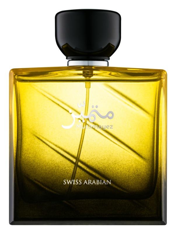 Swiss Arabian Mutamayez Eau de Parfum for Men 100 ml