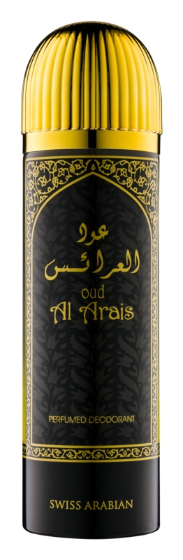 Swiss Arabian Oud Al Arais dezodorant w sprayu unisex 200 ml