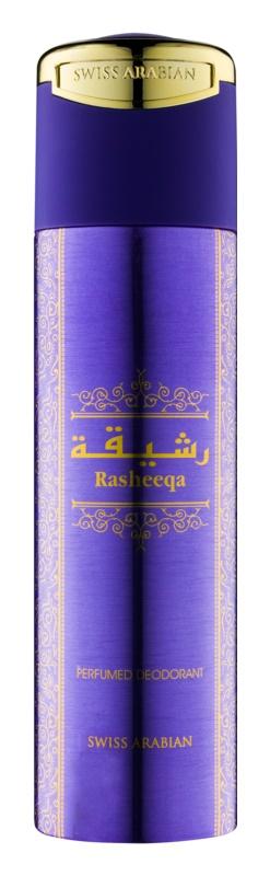 Swiss Arabian Rasheeqa dezodorant w sprayu dla kobiet 200 ml