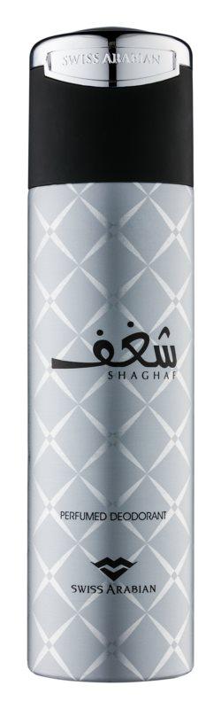 Swiss Arabian Shaghaf Men deospray pro muže 200 ml