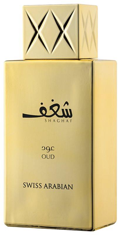 Swiss Arabian Shaghaf Oud Eau de Parfum Herren 75 ml