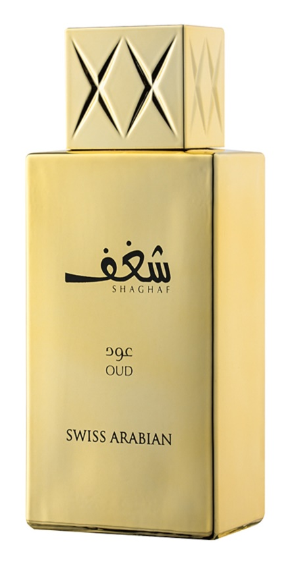 Swiss Arabian Shaghaf Oud parfémovaná voda pro muže 75 ml