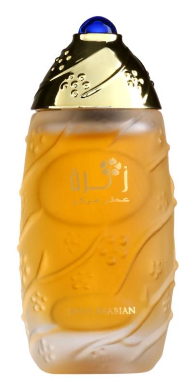 Swiss Arabian Zahra parfémovaný olej pre ženy 30 ml
