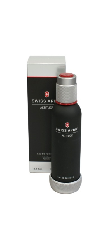 Swiss Army Altitude Eau de Toilette for Men 100 ml
