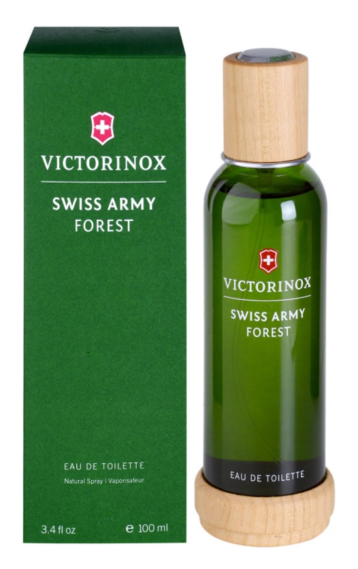 Swiss Army Forest Eau de Toilette für Herren 100 ml