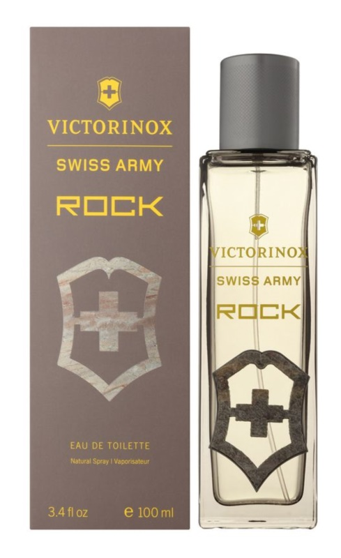 Swiss Army Rock eau de toilette férfiaknak 100 ml