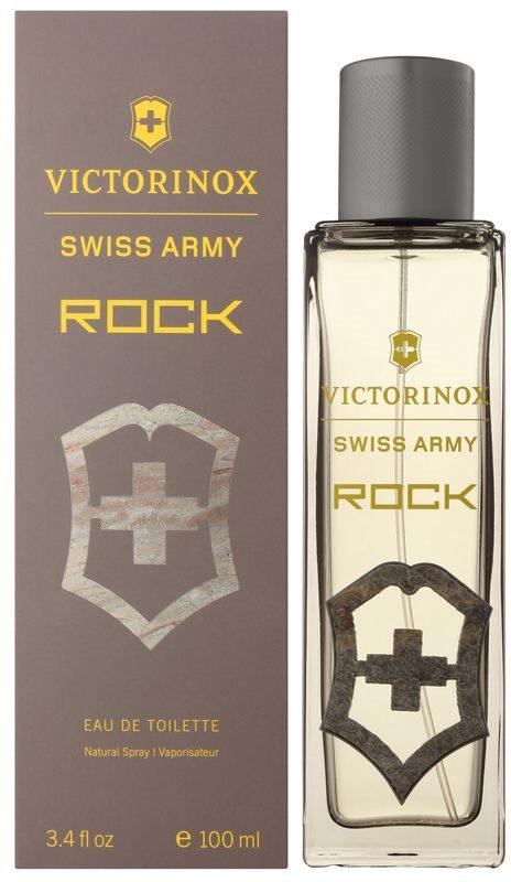 Swiss Army Rock Eau de Toilette for Men 100 ml