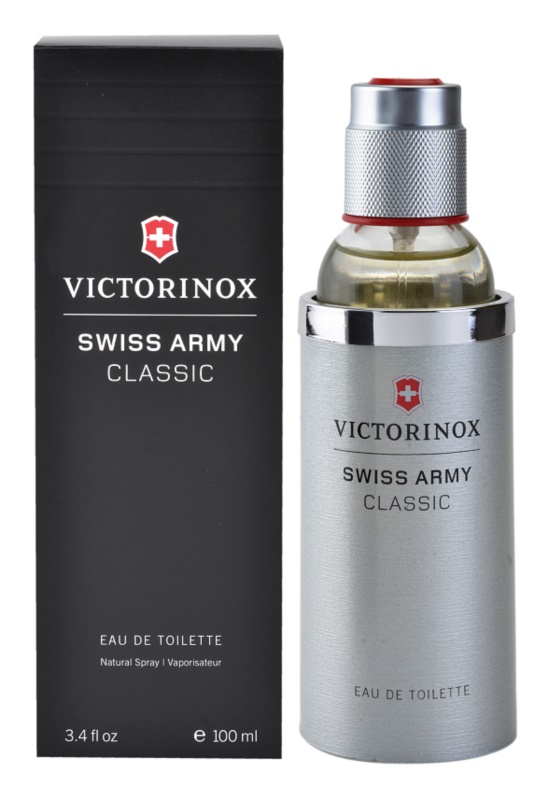 Swiss Army Classic Eau de Toilette for Men 100 ml