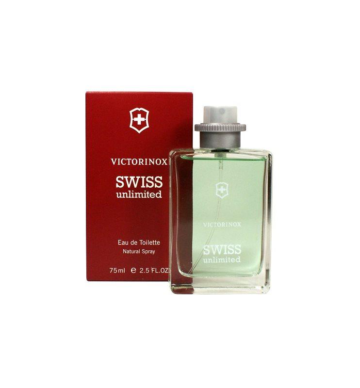 Swiss Army Unlimited woda toaletowa dla mężczyzn 75 ml