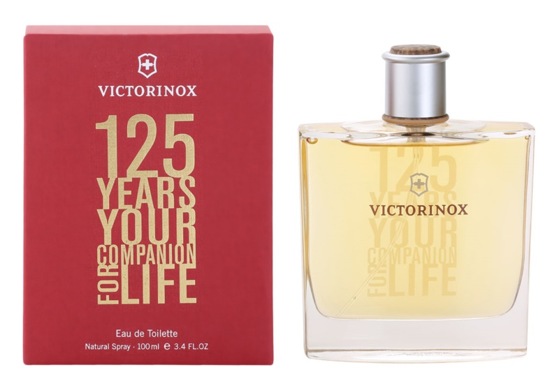 Swiss Army Victorinox 125 Years Eau de Toilette für Herren 100 ml
