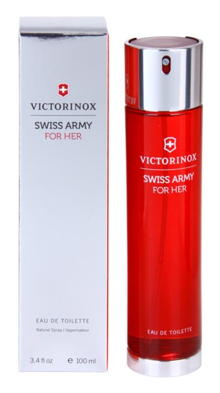 Swiss Army Swiss Army for Her toaletní voda pro ženy 100 ml