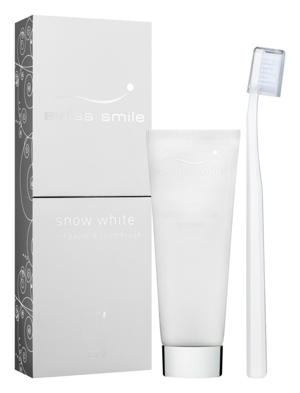 Swiss Smile Snow White lote cosmético I.