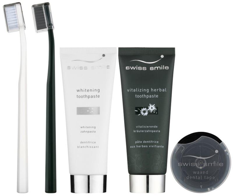 Swiss Smile Day & Night Cosmetic Set I.