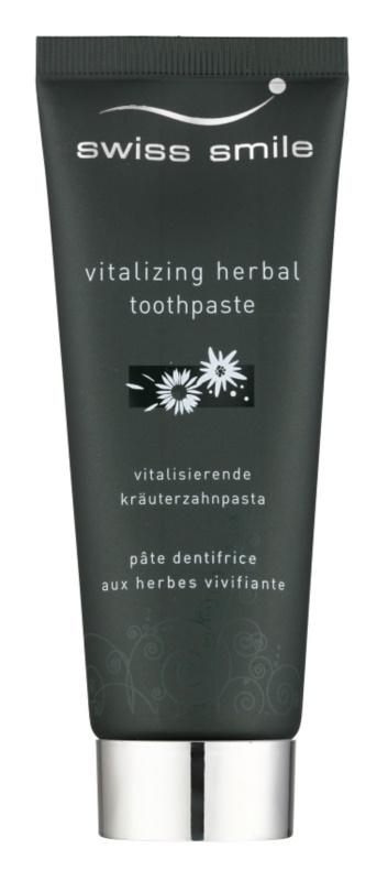 Swiss Smile Herbal Bliss Pastă de dinți nutritivă herbal