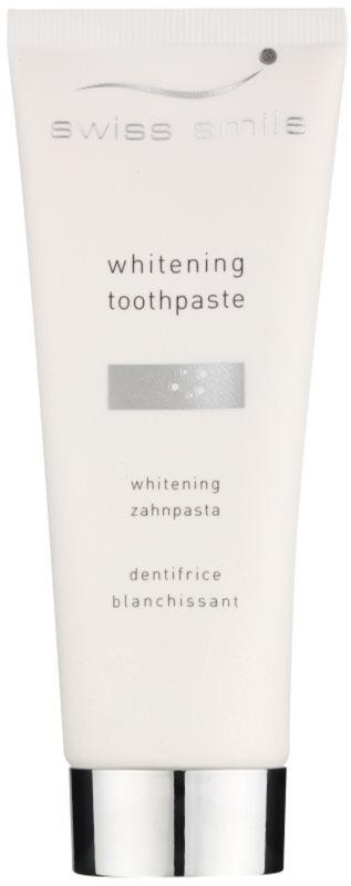 Swiss Smile Snow White bleichende Zahnpasta