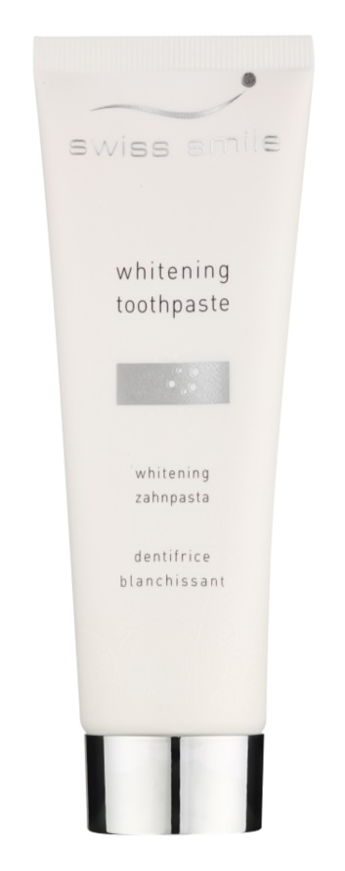 Swiss Smile Snow White pasta de dientes blanqueadora
