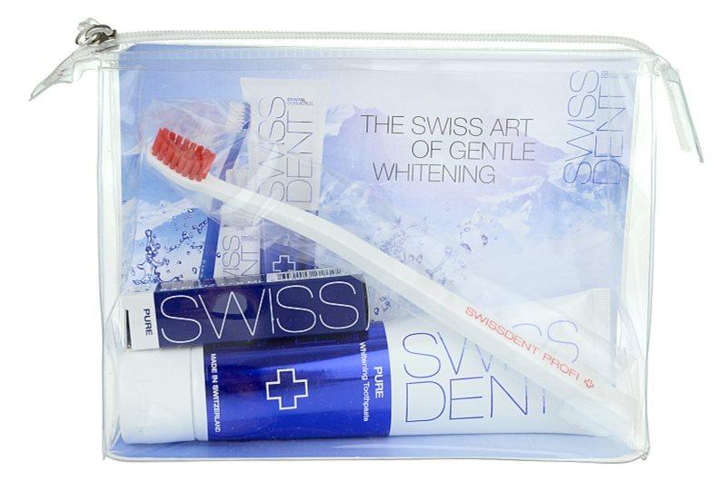 Swissdent Pure Promo Kit kozmetički set III.