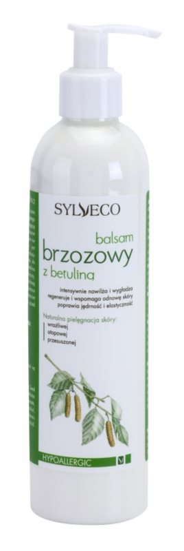 Sylveco Body Care hidratáló balzsam száraz és atópiás bőrre