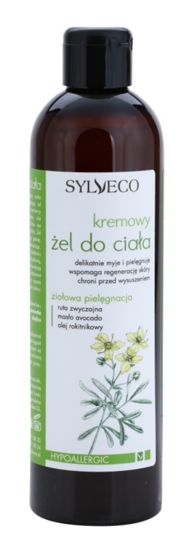 Sylveco Body Care krémový sprchový gel
