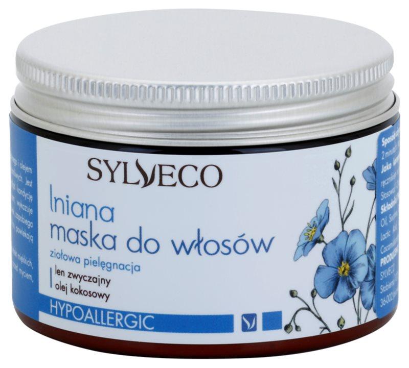 Sylveco Hair Care hajmaszk száraz és törékeny hajra