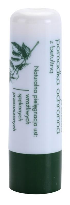 Sylveco Lip Care balsam ochronny do ust z masłem shea