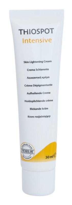 Synchroline Thiospot Intensive creme iluminador para pele com hiperpigmentação