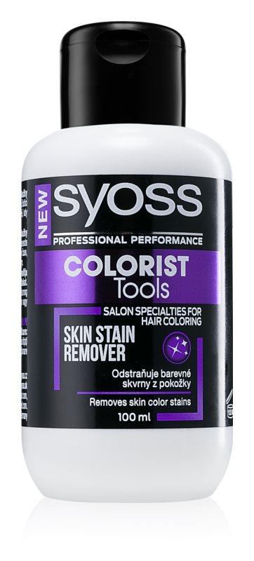 Syoss Colorist Tools odstraňovač farby z pokožky hlavy