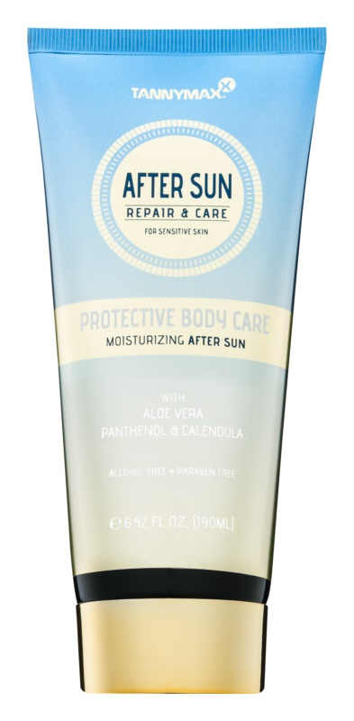 Tannymaxx Protective Body Care SPF Hydraterende After Sun Lotion  met Aloe Vera