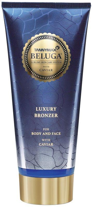 Tannymaxx Beluga with Caviar crème auto-bronzante avec bronzer