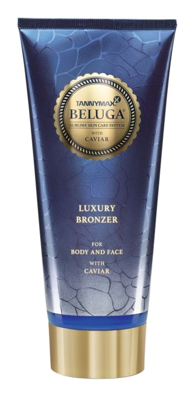 Tannymaxx Beluga with Caviar Self-Tanning Cream With Bronzer