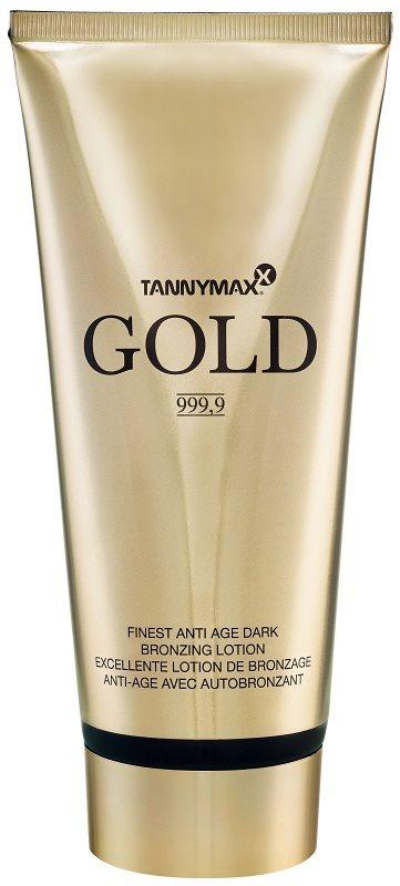 Tannymaxx Gold 999,9 cremă de protecție solară pentru solar