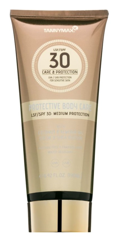 Tannymaxx Protective Body Care SPF lait solaire waterproof SPF 30