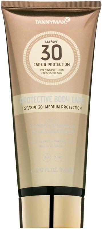 Tannymaxx Protective Body Care SPF Waterproef Zonnebrandmelk  SPF 30