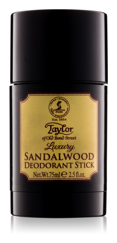 Taylor of Old Bond Street Sandalwood trdi dezodorant
