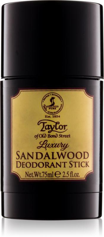 Taylor of Old Bond Street Sandalwood tuhý deodorant