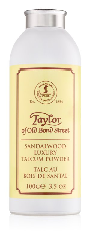 Taylor of Old Bond Street Sandalwood пудра для обличчя