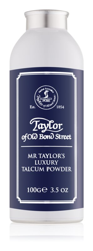 Taylor of Old Bond Street Mr Taylor jemný púder na tvár