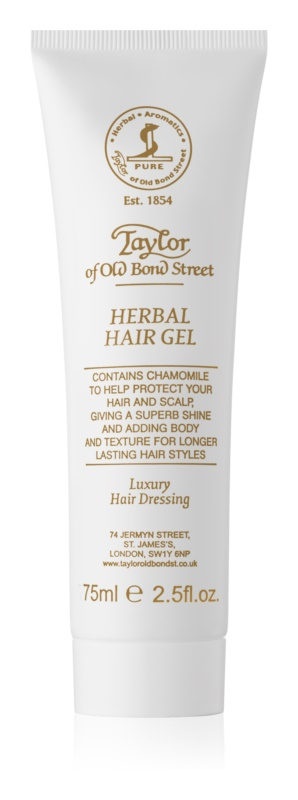 Taylor of Old Bond Street Herbal gel za lase