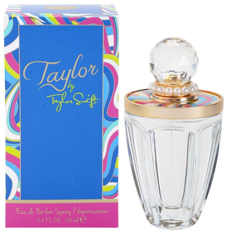 Taylor Swift Taylor parfémovaná voda pro ženy 100 ml