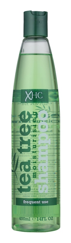 Tea Tree Hair Care champô hidratante  para uso diário