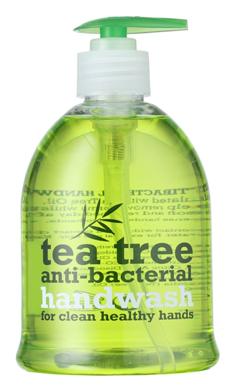 Tea Tree Anti-Bacterial Handwash savon liquide mains