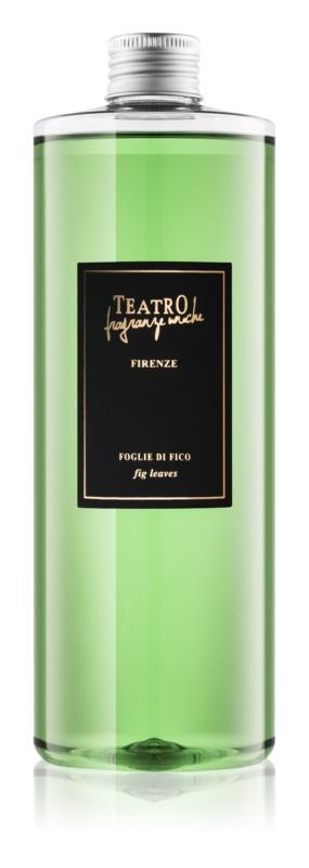 Teatro Fragranze Foglie Di Fico recharge pour diffuseur d'huiles essentielles 500 ml