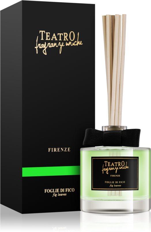Teatro Fragranze Foglie Di Fico aroma diffúzor töltelékkel 100 ml