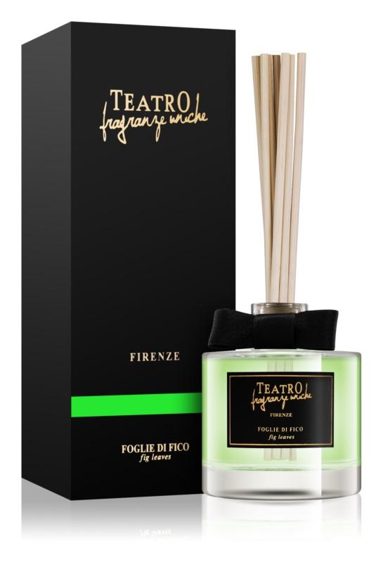 Teatro Fragranze Foglie Di Fico dyfuzor zapachowy z napełnieniem 100 ml